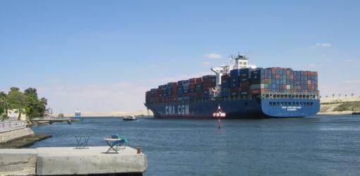 Suez-Kanal [2]: LOHNTE SICH DER AUSBAU?