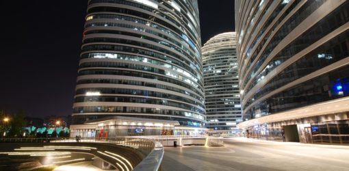 Gigacities in China [2]: INDIREKTE DATEN